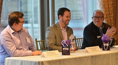 "Alumni Panel Recap: ""The best time to do it is yesterday."""