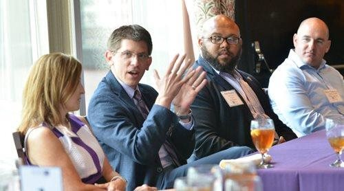 "Alumni Panel Recap: ""I thought it was just a nice slogan – until I experienced it."""