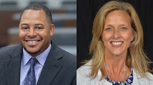 Section Image: Stephen Jenkins Joins as TCU MBA Admissions Director; Peggy Conway Named Student and Alumni Engagement Director