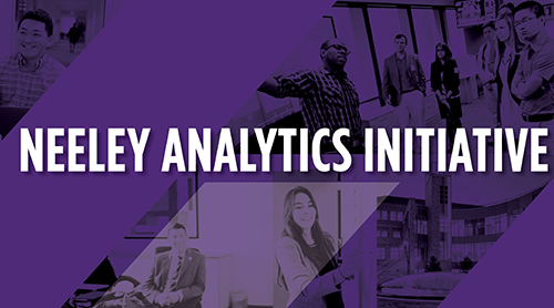 Section Image: Presentation of analytics