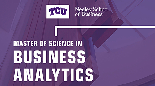 Section Image: Announcing the One-Year Master of Science in Business Analytics