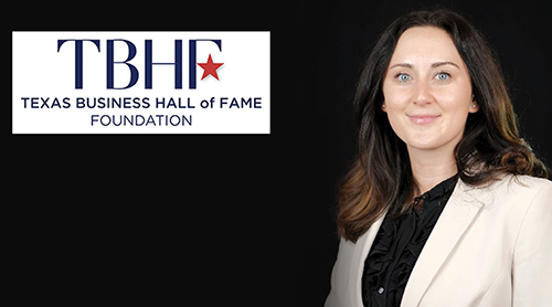 Energy MBA Jenny Wheelan Wins Texas Business Hall of Fame Scholarship