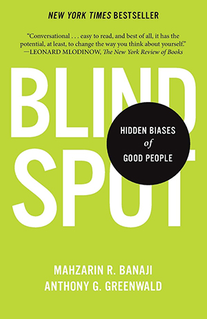 Blindspot Book Cover